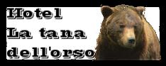 tana dell'orso